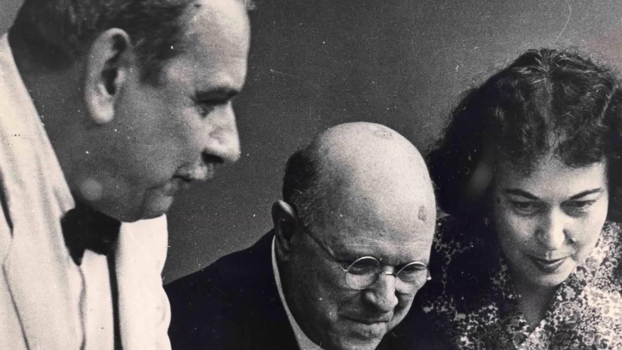 Fusión de voluntades: Kennedy, Casals y Muñoz – Archivo s.20 [E04]