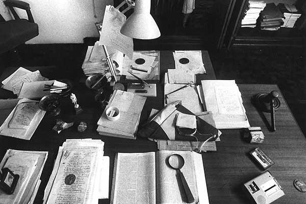 Rescate de documentos