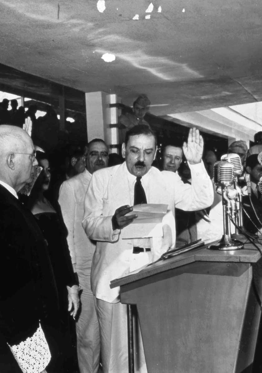 1949 - LMM juramentacion 1949 (2)