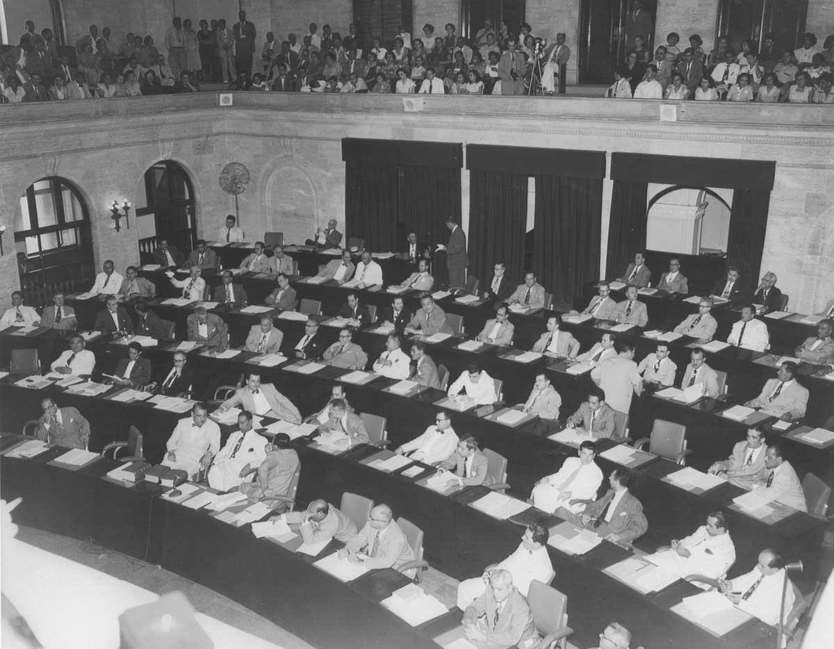1951 - Convencion constituyente