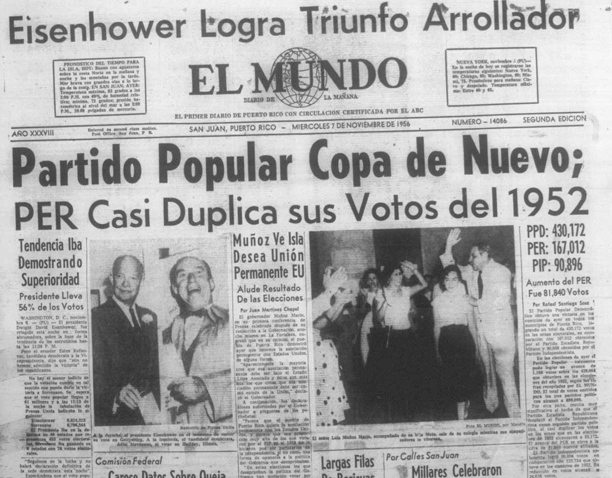 1956 - Periodico 1956